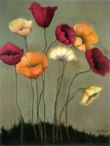 9-Poppies-Anita-Moore-48-x-36